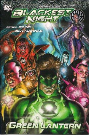 Blackest Night - Green Lantern édition TPB hardcover (cartonnée)
