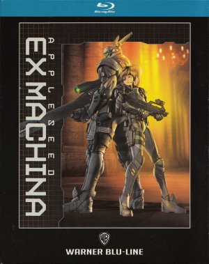 Appleseed - Ex Machina édition Edition spéciale FNAC