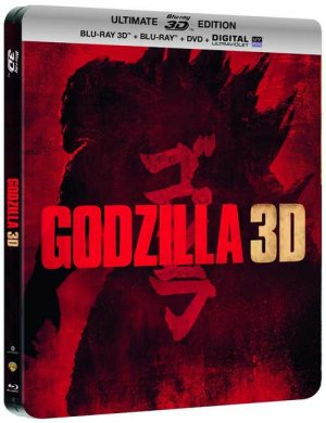 Godzilla édition Combo
