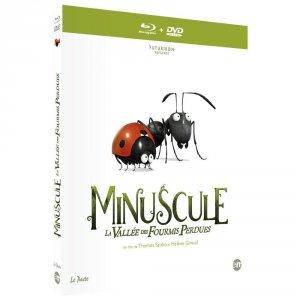 Minuscule - La vallée des fourmis perdues édition Combo