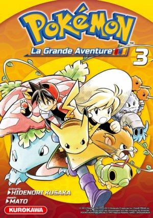 Pokémon # 3 La grande aventure - Kurokawa