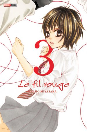 couverture, jaquette Le Fil Rouge 3  (Panini manga) Manga
