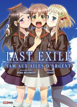Last exile - Fam aux ailes d'argent #3