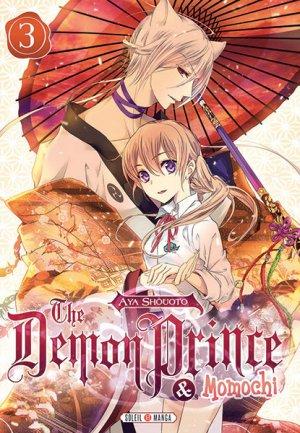 The Demon Prince & Momochi # 3