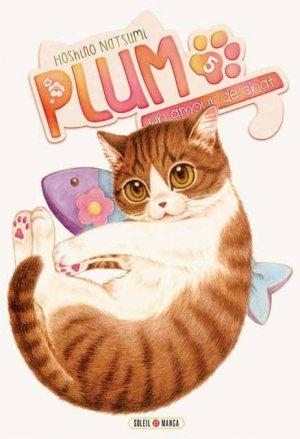 Plum, un amour de chat # 5