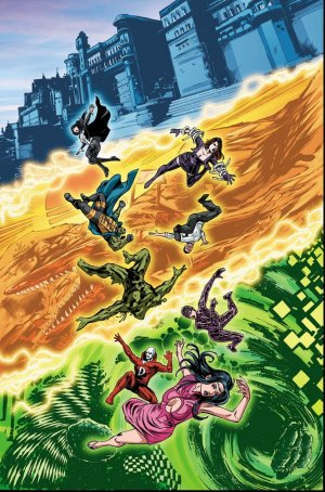 Justice League Dark # 35 Issues V1 (2011 - 2015) - Reboot 2011