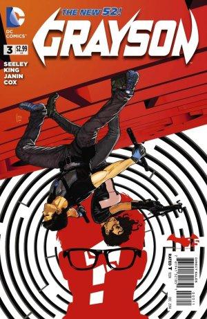 Grayson # 3 Issues V1 (2014 - 2016)