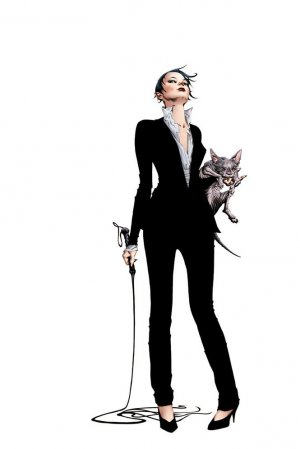 Catwoman # 35 Issues V4 (2011 - 2016)