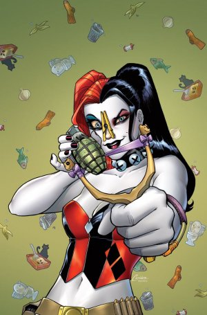 Harley Quinn édition Issues V2 - Annuals (2014)