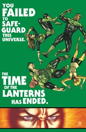 Green Lantern Corps # 35 Issues V3 (2011 - 2015)