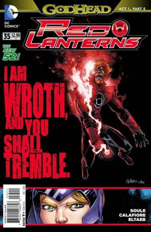 Red Lanterns # 35 Issues V1 (2011 - 2015)
