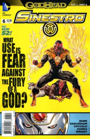 Sinestro # 6 Issues V1 (2014 - 2016)