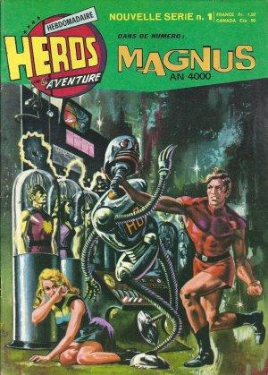 Les Héros De L'Aventure édition Kiosque V2 (1972 - 1973)