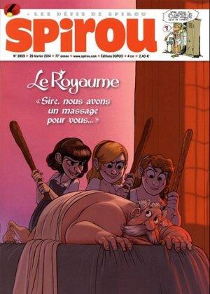 Album Spirou (recueil) # 3959