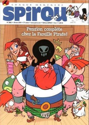 Le journal de Spirou 3962