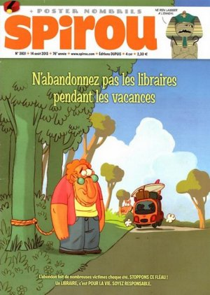 Album Spirou (recueil) # 3931
