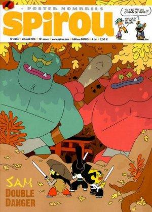 Le journal de Spirou # 3933