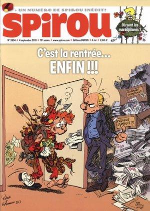 Le journal de Spirou # 3934