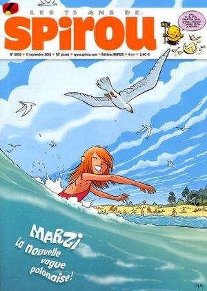Album Spirou (recueil) # 3935