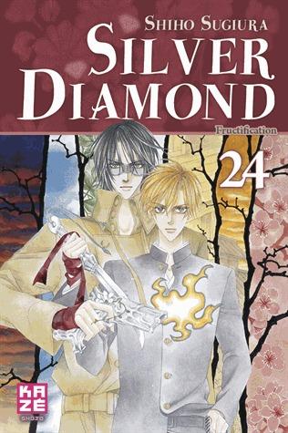 Silver Diamond #24