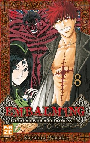 Embalming - Une Autre Histoire de Frankenstein #8