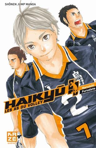 Haikyu !! Les As du Volley # 7