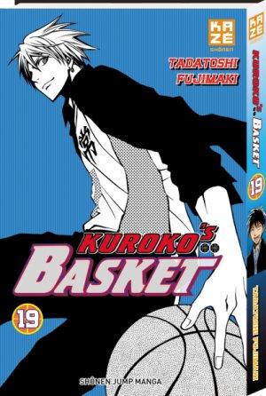 couverture, jaquette Kuroko's Basket 19  (kazé manga) Manga