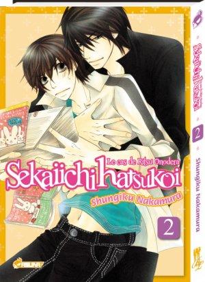Sekaiichi Hatsukoi # 2