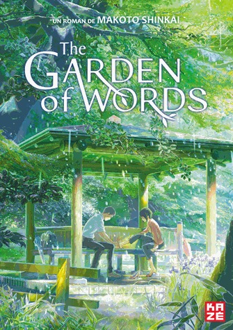 The garden of words édition Simple