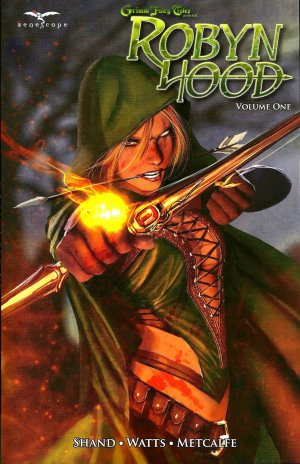 Robyn Hood - Legend édition TPB softcover (souple)