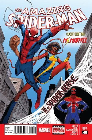 The Amazing Spider-Man # 7 Issues V3 (2014 - 2015)