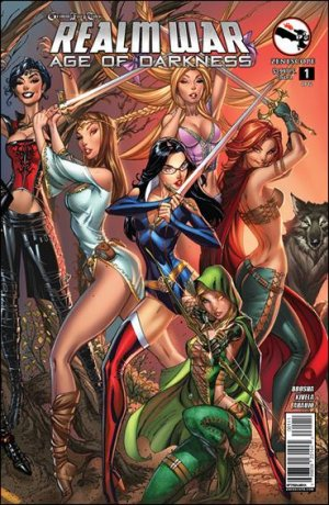 Grimm Fairy Tales presents Realm War Age of Darkness édition Issues (2014 - 2015)