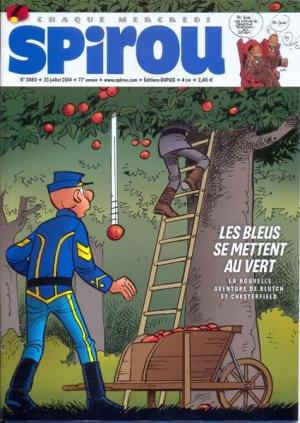 Album Spirou (recueil) # 3980