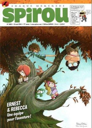Album Spirou (recueil) # 3983