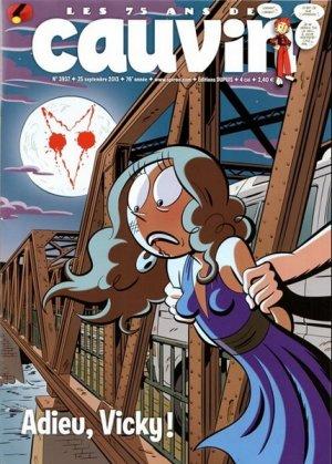 Le journal de Spirou # 3937