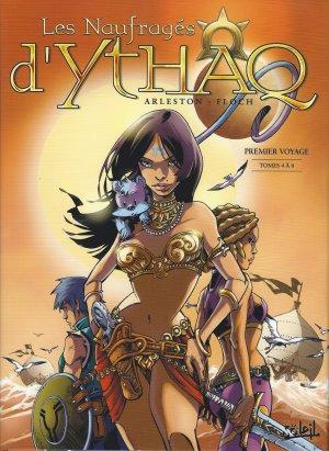 Les naufragés d'Ythaq 2 - Premier voyage - Tomes 4 à 6