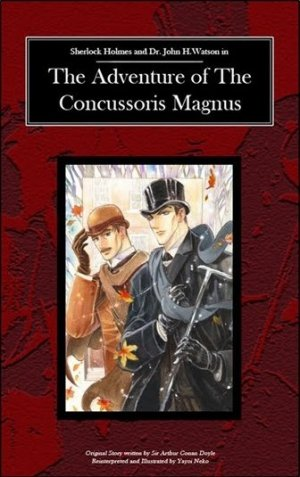 L'Aventure du Concussoris Magnus édition Américaine