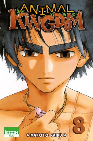 couverture, jaquette Animal Kingdom 8  (Ki-oon)
