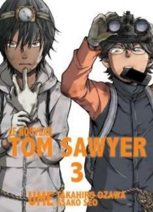Le nouveau Tom Sawyer T.3