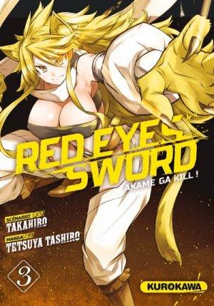Red Eyes Sword - Akame ga Kill ! T.3
