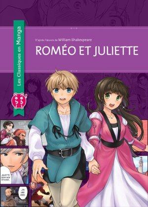 Roméo et Juliette (Classiques en manga) édition Simple