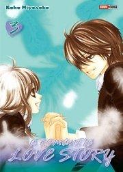 couverture, jaquette A Romantic Love Story 3  (Panini manga)