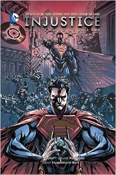 Injustice - Gods Among Us Year two édition TPB softcover (souple)