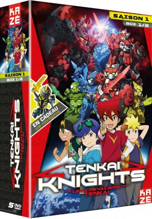 Tenkai Knights édition Simple