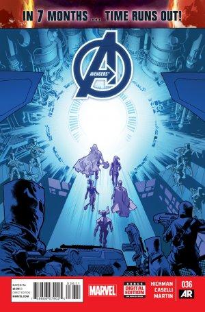 Avengers # 36 Issues V5 (2012 - 2015)