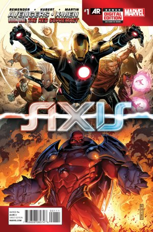 Axis # 1 Issues (2014)
