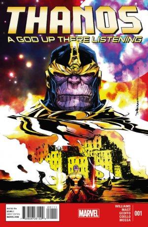 Thanos - Là-haut, un dieu écoute # 1 Issues (2014)