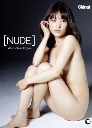 couverture, jaquette nude   (Glénat Manga)