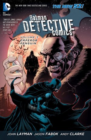 Batman - Detective Comics # 3 TPB hardcover (cartonnée) - Issues V2