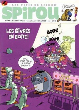 Le journal de Spirou # 3968